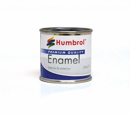 Picture of Humbrol Gloss 50ml No 69 Yellow