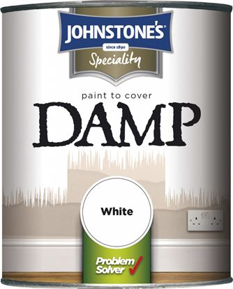 Picture of Johnstones Paint To Cover D 750ml White