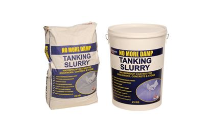 Picture of No More D Tanking Slurry Bag In A Bucket 25kg