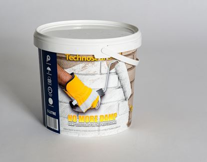 Picture of No More D Technoseal D Proofing Paint 5L White