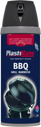 Picture of Plasti-kote BBQ Spray Paint 400ml
