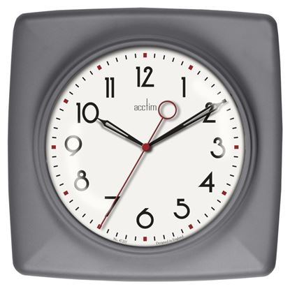 Picture of Acctim Clarendon Hand Wall Clock 278cm Grey