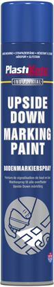 Picture of Plasti-kote Marking Paint 750ml Blue