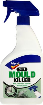 Picture of Polycell Mould Killer 3 in 1 Spray 500ml