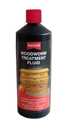 Picture of Rentokil Woodworm Treatment 1L