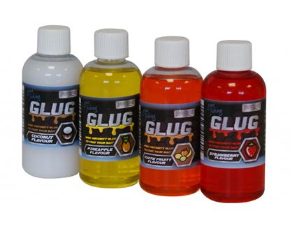 Picture of Boyztoys Glug Assorted 4 flavours Tootie FruityPineappleStrawberryCoconut
