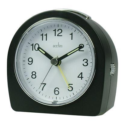 Picture of Acctim Freja Clock Black