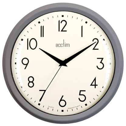 Picture of Acctim Elodie Clock Slate