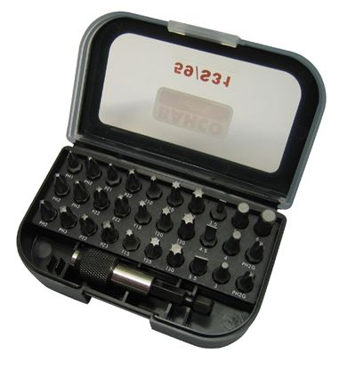 Picture of Bahco 31 Piece Bit Set
