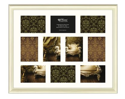 Picture of Anker Vienna Cream Or Black Frame 16x20