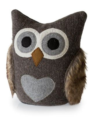 Picture of Blue Canyon Door Stop Hooty Owl