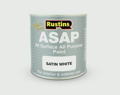 Picture of Rustins ASAP All Surface All Purpose 250ml White