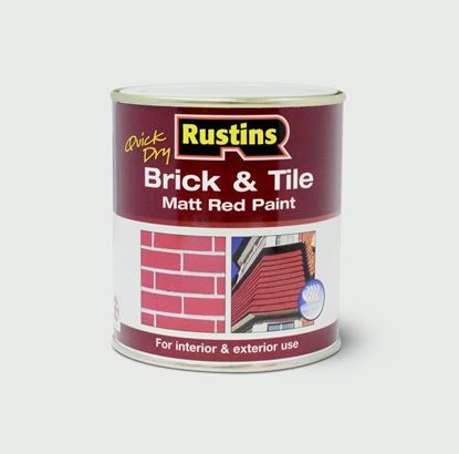 Picture of Rustins Quick Drying Brick  Tile 1L