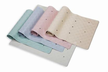 Picture of Blue Canyon Rubber Bath Mat 34x74 Cream