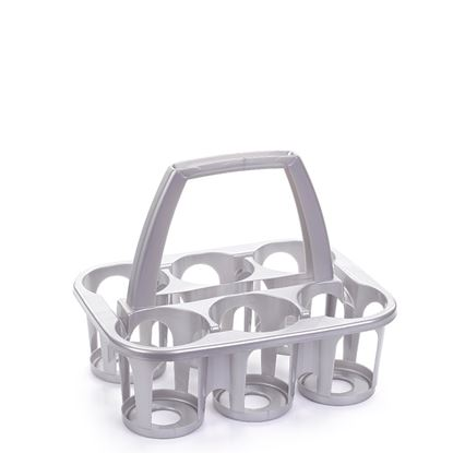 Picture of Albero Forte Silver Bottle Carrier