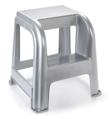 Picture of Albero Forte Silver Stool
