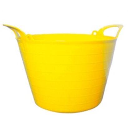 Picture of Ambassador 26L Flexi Tub Yellow