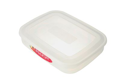 Picture of Beaufort Food Container Rectangular Clear 2.8L