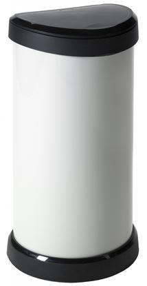 Picture of Curver Deco Bin 40L Cream