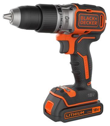 Picture of Black  Decker Brushless Hammer Drill 18v