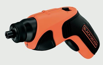 Picture of Black  Decker Lithium-Ion Screwdriver 3.6v