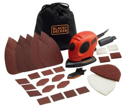 Picture of Black  Decker Mouse Sander  Accessories