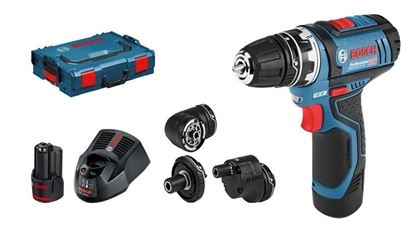 Picture of Bosch Brushless Drill Driver Kit 12v