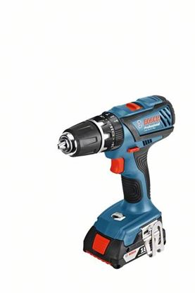 Picture of Bosch Combi Drill  2 x 2.0Ah Batteries 18v