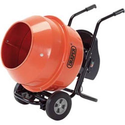 Picture of Draper Cement Mixer 230v 160L