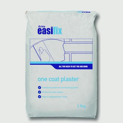 Picture of Artex Easifix One Coat Plaster 2.5kg