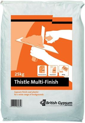 Picture of Artex Thistle Multi Finish Plaster 25kg