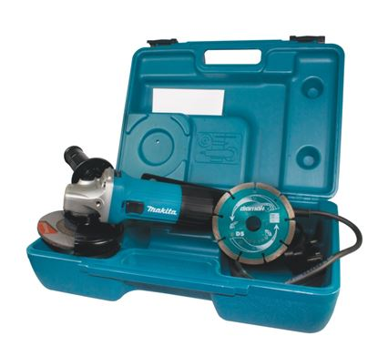 Picture of Makita Angle Grinder With Case 115mm 720w