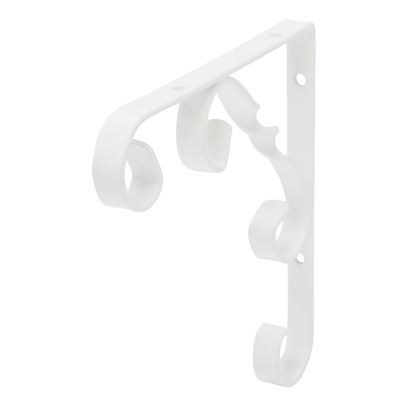 Picture of Borganised Ornamental Bracket White 15x15