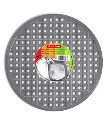 Picture of Plasticforte Rubber Sink Mat 39 x 30