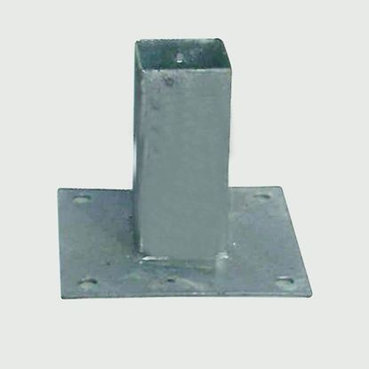 Picture of Picardy Bolt Down  Post Support 50 x 50mm