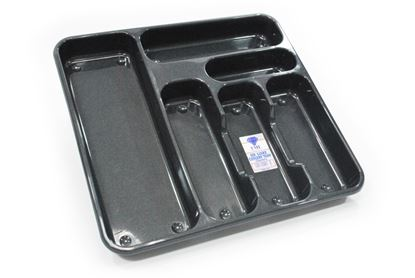 Picture of TML Large Cutlery Tray Graphite