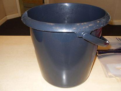 Picture of TML Bucket 13L Graphite