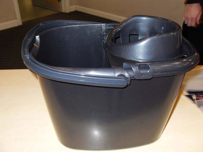 Picture of TML Mop Bucket 15L Graphite