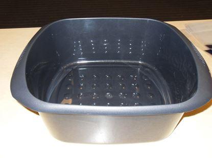 Picture of TML Rectangular Bowl 11L Graphite