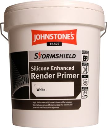Picture of Stormshield Silicone Enhanced Render Primer 15L White