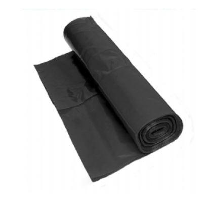 Picture of Visqueen D Proof Membrane 300MU Black 4m x 3m