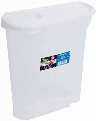 Picture of Wham Cereal Dispenser Food Storage White 5L