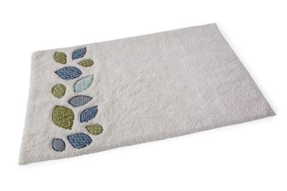 Picture of Blue Canyon Botanic Cotton Bath Mat