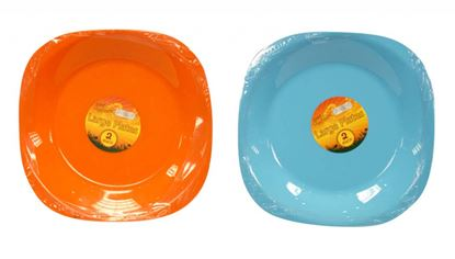Picture of Boyztoys Plate Large 2 Pack