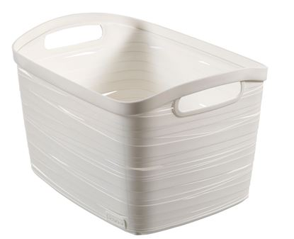 Picture of Curver White Ribbon Large 20L