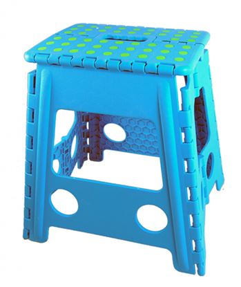 Picture of Wham Tall Folding Step Stool 39.5cm h x 29cm l x 22cm wide