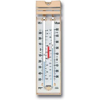 Picture of Brannan Quick Set Push Button Maximum Minimum Thermometer
