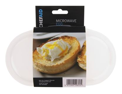 Picture of Chef Aid Microwave Essential Egg Poachers