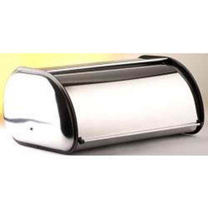 Picture of Harewood Bread Bin Roll Top Stainless Steel