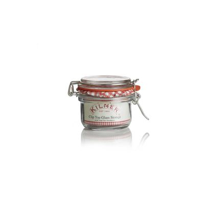 Picture of Kilner Clip Top Jar - Round 125ml